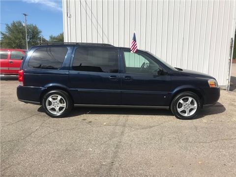 2007 Chevrolet Uplander for sale in Coopersville, MI