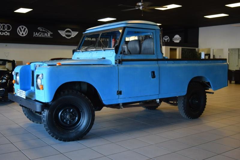 1973 Land Rover SERIES 2