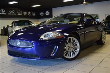 2011 Jaguar XK for sale in Tampa, FL