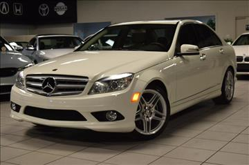 2010 Mercedes-Benz C-Class for sale in Tampa, FL