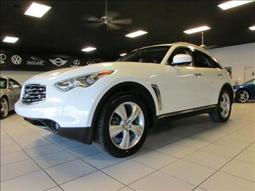 Infiniti fx35 for sale tampa fl for Select motors of tampa
