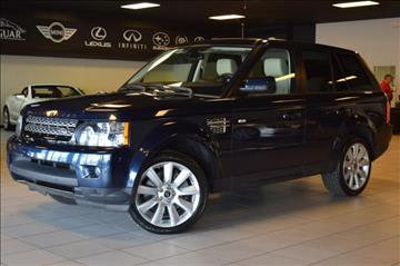 2013 Land Rover Range Rover Sport for sale in Tampa, FL