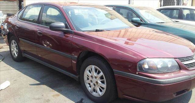 2001 chevrolet impala for sale in detroit mi. Black Bedroom Furniture Sets. Home Design Ideas
