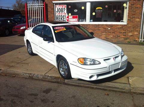 2003 Pontiac Grand Am for sale in Detroit, MI