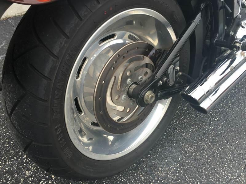 2009 Harley-Davidson Custom Soft Tail  - West Palm Beach FL