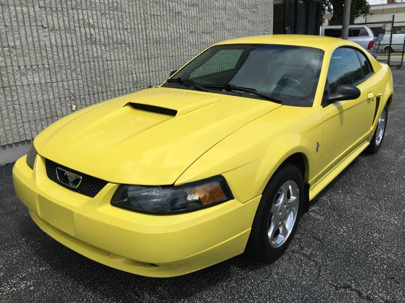 2003 Ford Mustang 2dr Coupe - West Palm Beach FL