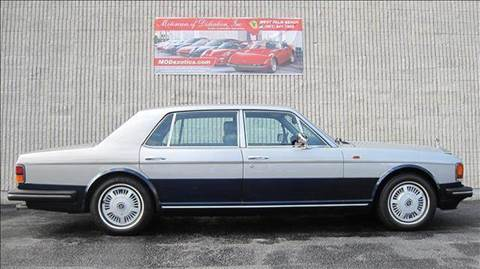 1987 Rolls-Royce Silver Spur for sale in West Palm Beach, FL