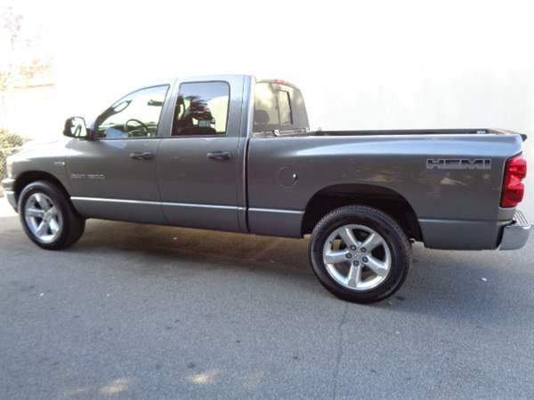 2007 Dodge Ram Pickup 1500 V8 5 7l In Conover Nc Village