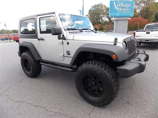 2007 Jeep Wrangler for sale in Conover NC