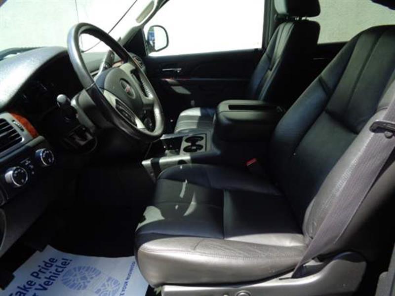2011 GMC Sierra 1500 4x4 SLT 4dr Crew Cab 5.8 ft SB - Conover NC