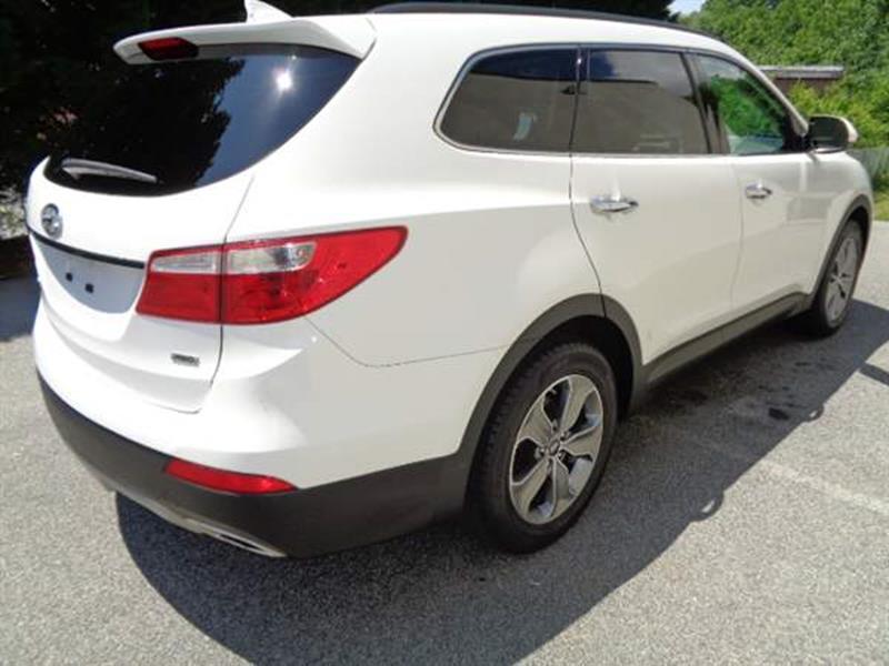 2015 Hyundai Santa Fe AWD GLS 4dr SUV - Conover NC