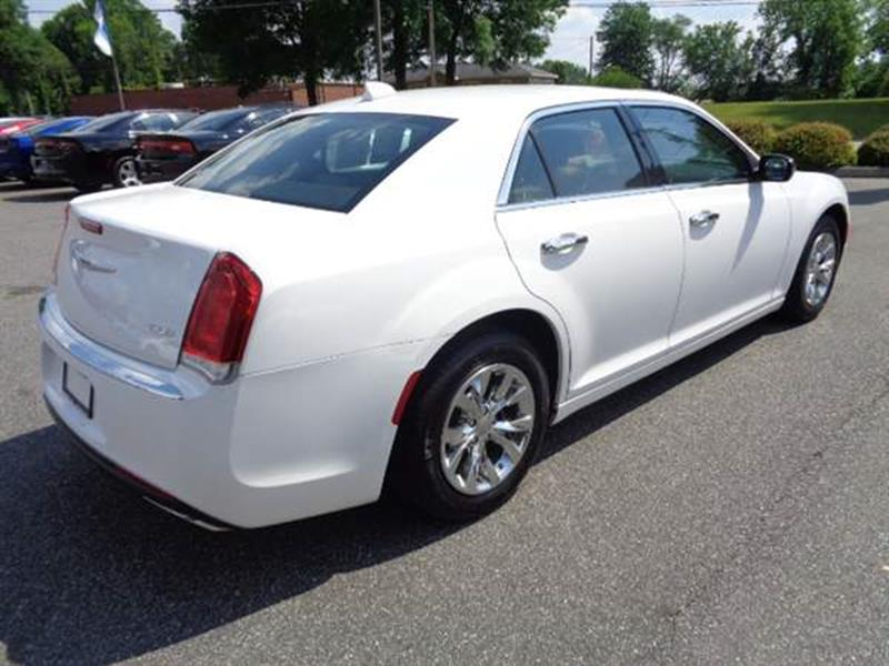 2015 Chrysler 300 Limited 4dr Sedan - Conover NC