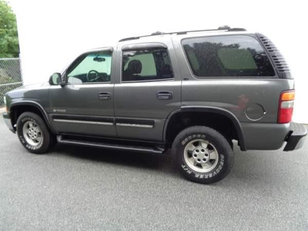 2001 chevrolet tahoe v8 5 3l in conover nc village for 2001 chevy tahoe window motor