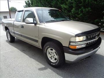 2002 Chevrolet Silverado 2500HD for sale in Conover NC
