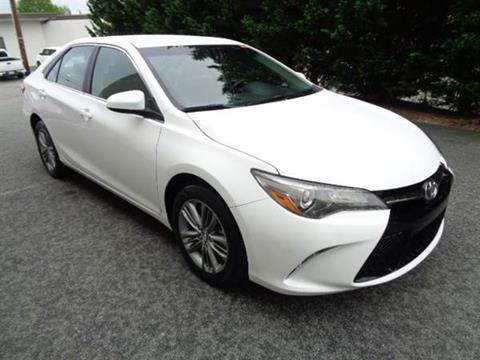2015 Toyota Camry for sale in Conover, NC