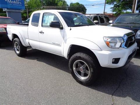 2012 Toyota Tacoma for sale in Conover NC