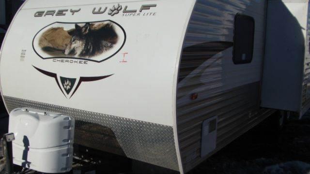 2011 Cherokee Grey Wolf