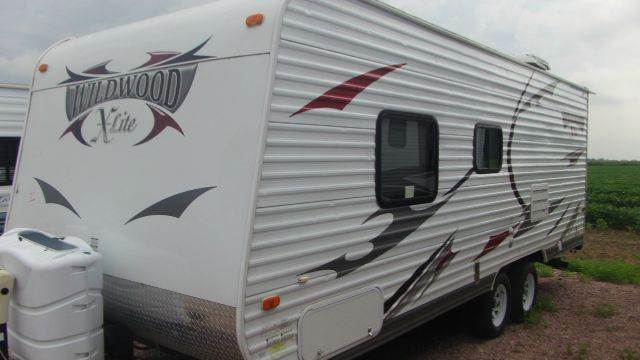 2012 Forest River Wildwood Lite