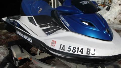 2009 Sea-Doo GTX155