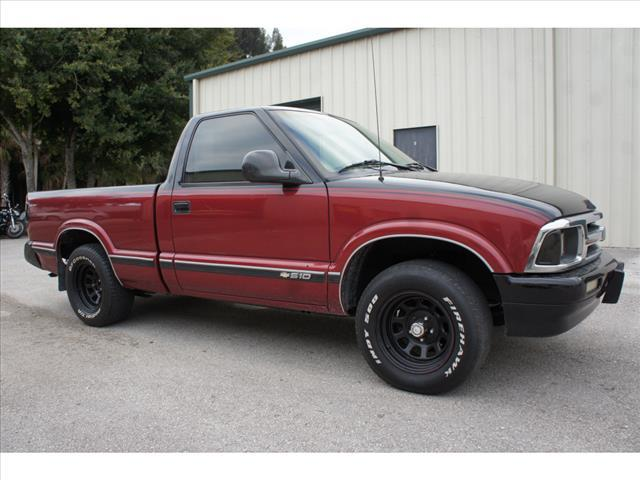 Used 1996 Chevrolet S10 For Sale