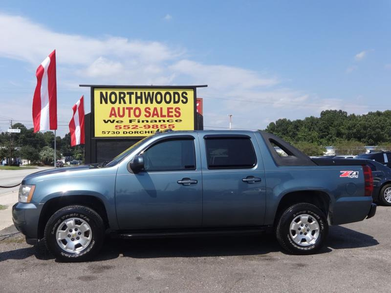 2008 chevrolet avalanche in north charleston sc northwoods auto. Cars Review. Best American Auto & Cars Review