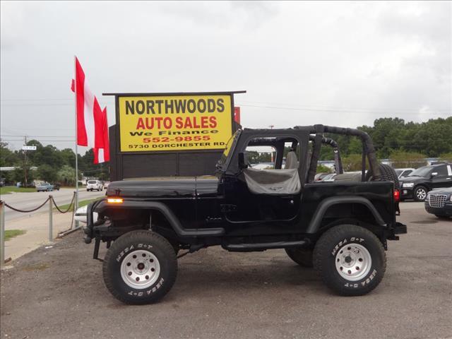 1993 Jeep Wrangler for sale in North Charleston SC