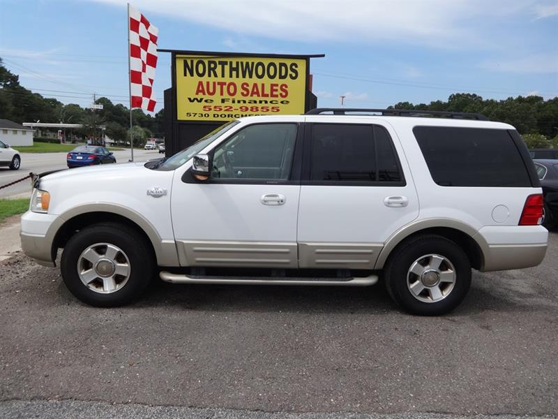 2006 ford expedition king ranch 4dr suv in north. Black Bedroom Furniture Sets. Home Design Ideas