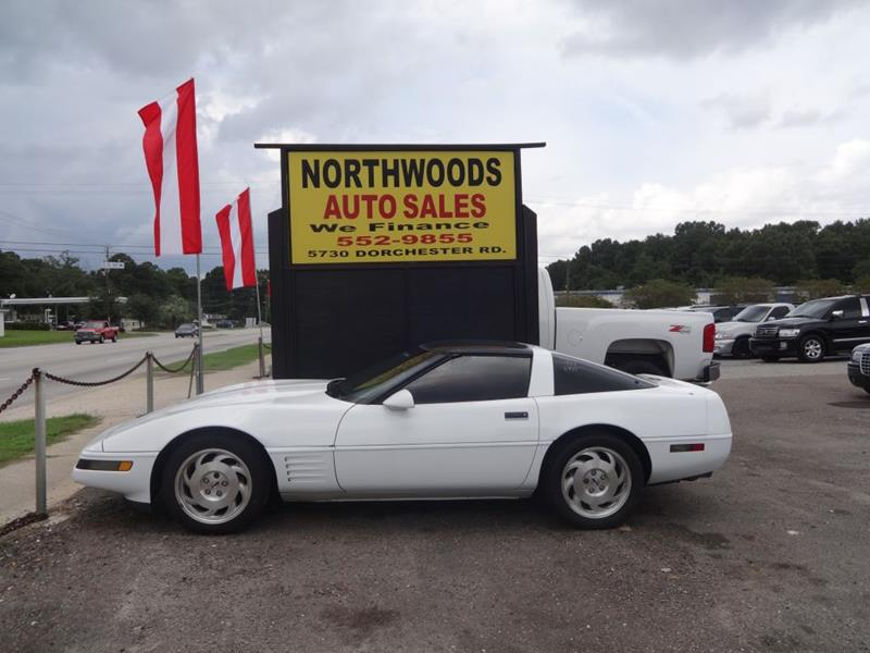 Northwoods Auto Sales >> Used Chevrolet Corvette For Sale in North Charleston, SC - Carsforsale.com
