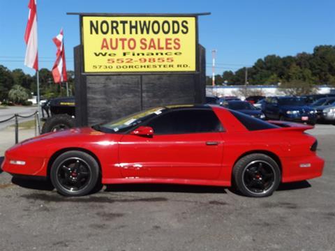 1997 Pontiac Firebird for sale in North Charleston, SC