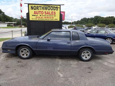 Northwoods Auto Sales >> Chevrolet Monte Carlo For Sale in South Carolina - Carsforsale.com