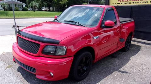 2002 Ford F 150 SVT Lightning For Sale In North Charleston, SC
