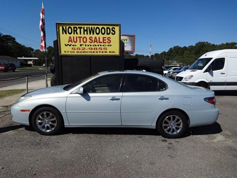 2004 Lexus ES 330 for sale in North Charleston, SC
