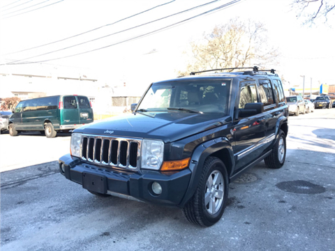 2007 Jeep Commander for sale in Ridgewood, NY