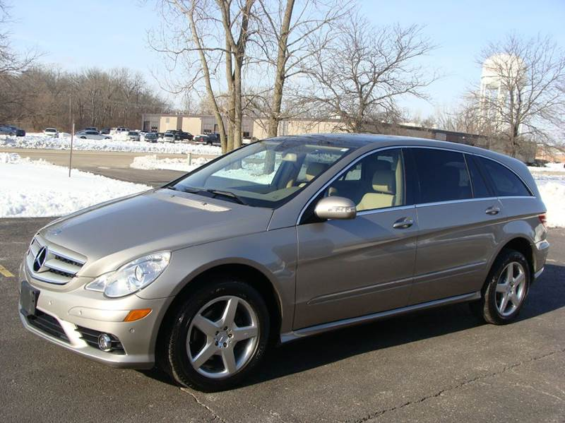 2008 mercedes benz r class awd r320 cdi 4matic 4dr wagon for Mercedes benz r320 cdi
