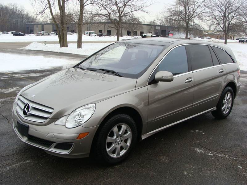 2007 mercedes benz r class r320 cdi awd 4matic 4dr wagon for Mercedes benz r320 cdi