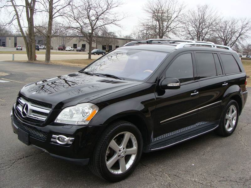 2007 mercedes benz gl class gl450 awd 4matic navigation tv for 2007 mercedes benz gl class gl450 price
