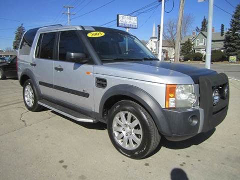 2005 Land Rover LR3 for sale in Mundelein, IL
