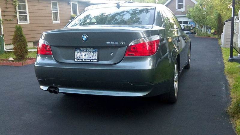2007 BMW 5 Series 530xi AWD 4dr Sedan - Schenectady NY
