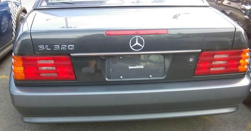 1994 Mercedes-Benz SL-Class SL320 2dr Convertible - Schenectady NY