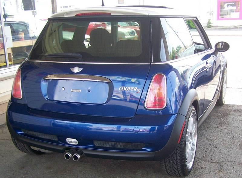 2004 MINI Cooper S 2dr Hatchback - Schenectady NY