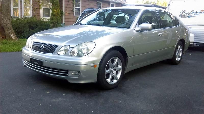 2004 Lexus Gs 300 4dr Sedan In Schenectady NY - European ...