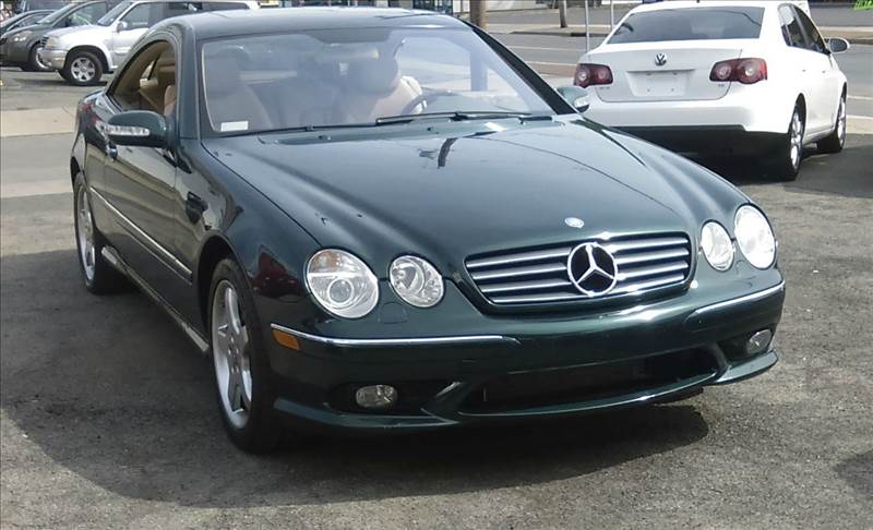 2004 mercedes benz cl class cl500 2dr coupe in schenectady for 2004 mercedes benz cl class