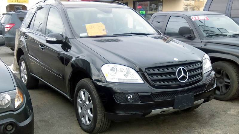 2006 Mercedes Benz M Class Ml350 Awd 4matic 4dr Suv In