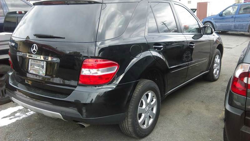 2006 Mercedes-Benz M-Class ML350 AWD 4MATIC 4dr SUV - Schenectady NY
