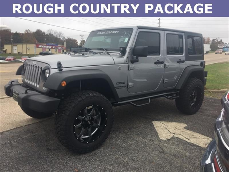 2016 Jeep Wrangler For Sale - Carsforsale.com