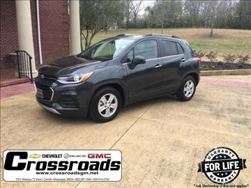 2017 Chevrolet Trax for sale in Corinth, MS