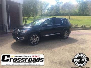 2017 GMC Acadia for sale in Corinth, MS