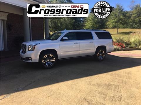 2018 GMC Yukon XL for sale in Corinth, MS