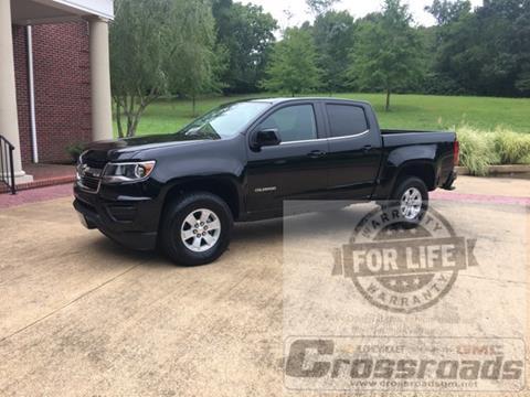 2017 Chevrolet Colorado for sale in Corinth, MS