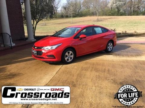 2017 Chevrolet Cruze for sale in Corinth, MS